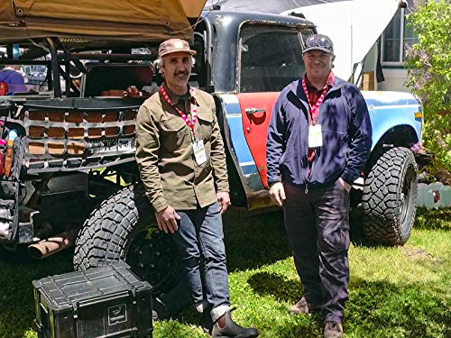 (Anything Scout and New Legends at Overland Expo)