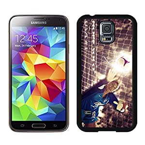 New Unique DIY Antiskid Skin Case For Samsung S5 hope solo Samsung Galaxy S5 Black Phone Case 188