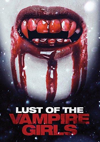 DVD : Lust Of The Vampire Girls (DVD)