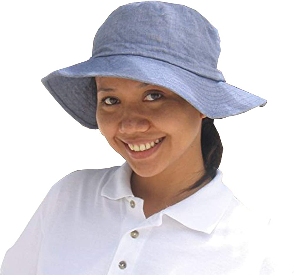 Blubandoo | Cooling Floppy HatBandoo | UPF 50+ Excellent Sun Protection | Cool Reversible Bucket Style Travel Hat