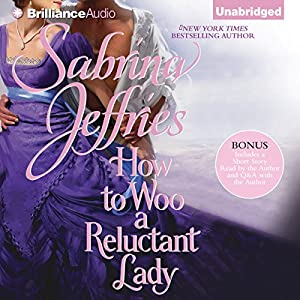 How to Woo a Reluctant Lady Audiobook