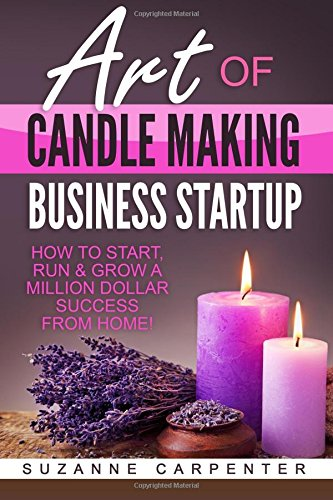 Art Candle Making Business Startup