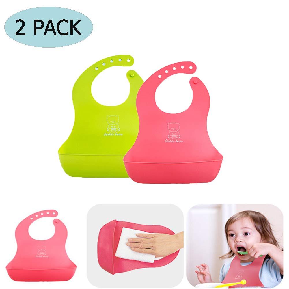 Inchant wasserdichtes Baby-Silikon-Schellfisch leicht