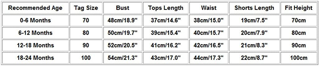 0-18 Months,Zimuuy You are My Sunshine Infant Baby Girl Boy Letter Sunflower Romper Tops Shorts 2Pc Clothes SetOutfits