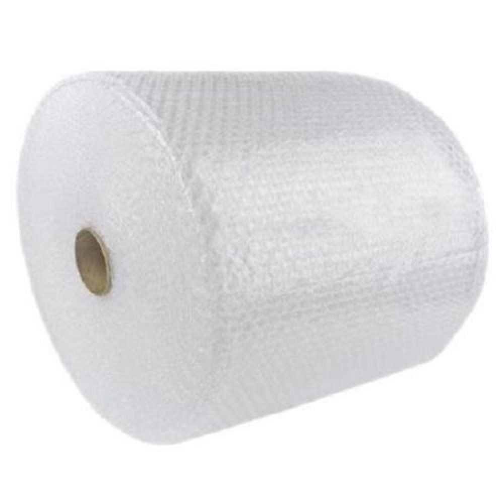 Yens 175 fts Bubble Cushioning Wrap 3/16''x 12'' 12-inch Wide Small Bubbles Perforated 12'' BS-12-175
