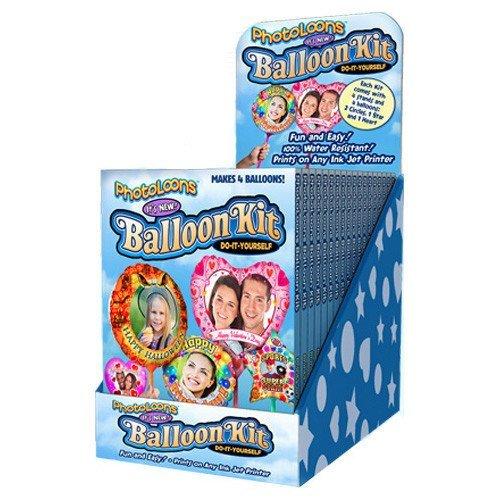 exclusivo Photoloons Do It Yourself Balloon Balloon Balloon Kit by Photoloons  promociones de equipo