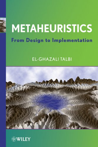Metaheuristics: From Design to Implementation
