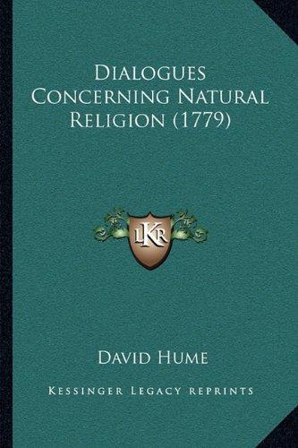Download Dialogues Concerning Natural Religion (1779) PDF