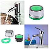 360 Water Bubbler Rotate Swivel Faucet Nozzle Water Filter Adapter Water Purifier Saving Tap Aerator Diffuser Kitchen Tools