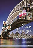 img - for New Bridges Book 3; written by Nancy Cheek; edited by Cherie Rempel (for intermediate ESL / EFL students and English programs) book / textbook / text book