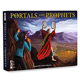 Harmon Games Portals and Prophets - Second Printing