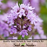 5,000 Seeds, Creeping Thyme (Thymus serpyllum) Seeds By Seed Needs