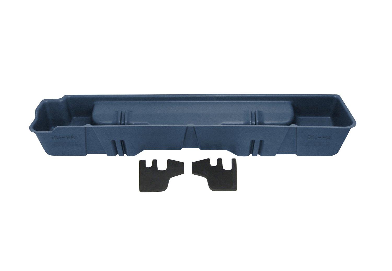 DU-HA Under Seat Storage Fits 88-99 Chevrolet//GMC C//K Model Extended Cab Part #10037 Black