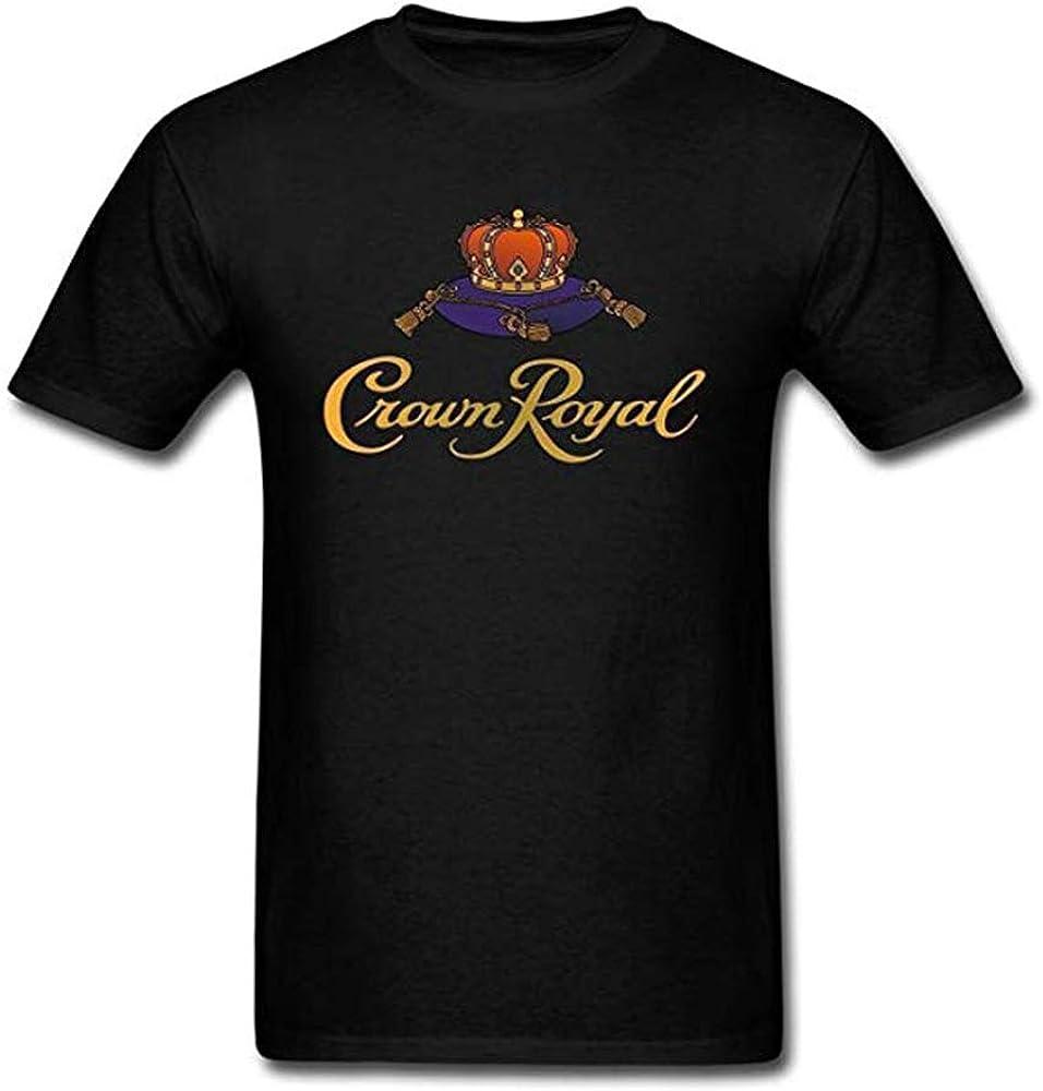 Win-Tshirts Men's Crown Royal T Shirts