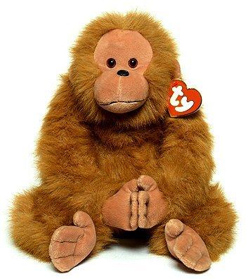 - Ty Classic Plush Mango (Brown Version) Orangutan 20