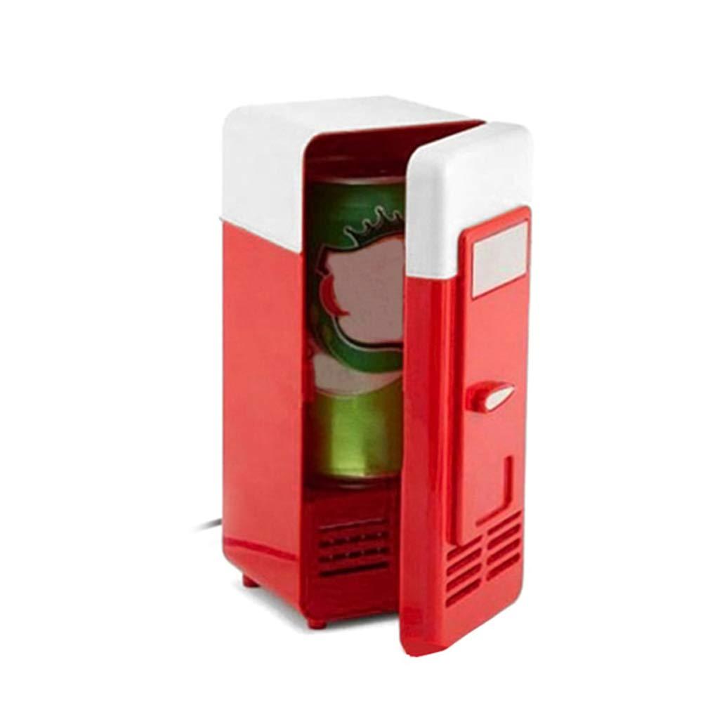 Ailyoo Mini Nevera con función de calefacción para Mantener ...