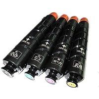 Technica BrandⓇ Canon GPR-36 Compatible Toner Set - 1 of Each Color - 3782B003AA, 3783B003AA, 3784B003AA, 3785B003AA - IMAGERUNNER Advance C2020 C2025 C2030 C2220 C2225 C2230