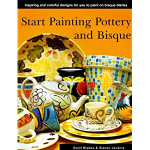 Start Painting Pottery & Bisque