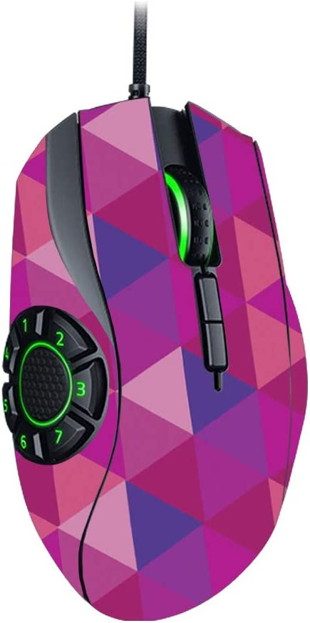 and Change Styles MightySkins Skin Compatible with Razer Naga Hex V2 Gaming Mouse Pink Kaleidoscope Durable Remove Easy to Apply Made in The USA Protective and Unique Vinyl wrap Cover
