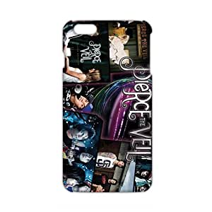 Angl 3D Case Cover Rockband The Pierce Veil Phone Case for iPhone6 plus