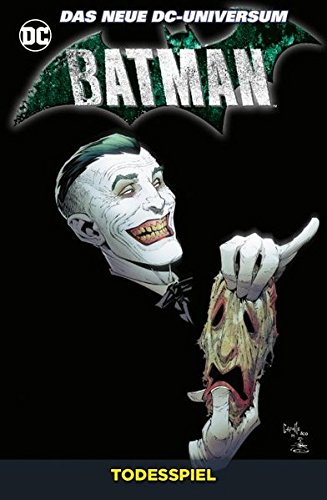 Batman: Bd. 7: Todesspiel Taschenbuch – 15. Dezember 2016 Scott Snyder Greg Capullo Panini 3957989698