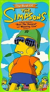 Amazon.com: The Simpsons Christmas Special [VHS]: Neil Affleck ...
