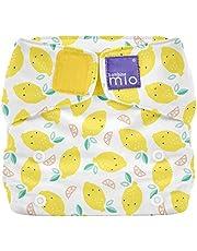 Bambino Mio, miosolo allt-i-ett-återanvändbar blöja, citrondroppe