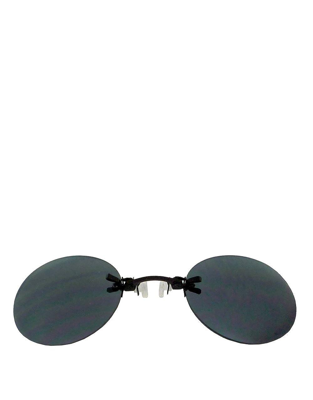 Morpheus occhiali da sole, Senza montatura / Lente di fumo