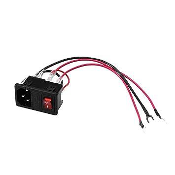 3DSWAY Accesorios de Impresora 3D Interruptor de alimentación ...