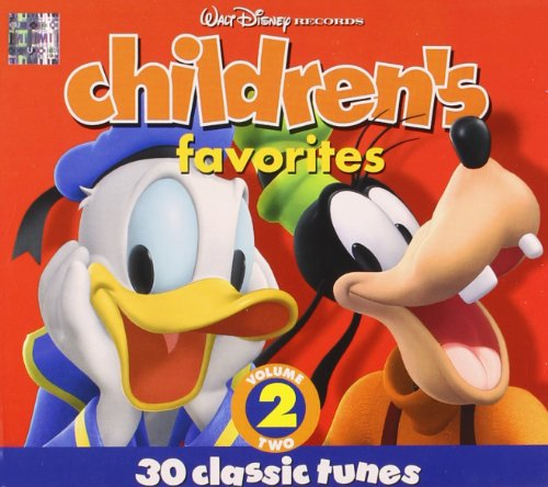 Children's Favorites, Volume 2 (Childrens Record)