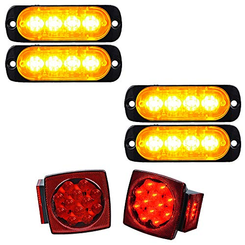 Led Number Plate Lights Flashing in US - 7