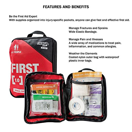 Extreme Survival Kit Two For Earthquakes, Hurricanes, Floods, Tornados, Emergency Preparedness by Zippmo Survival Gear (Image #4)
