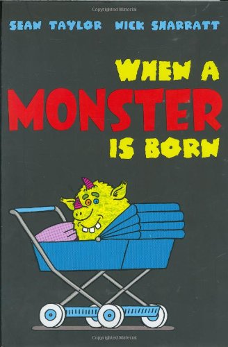 When a Monster Is Born ebook