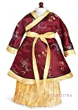 "CARPATINA Yuan Dynasty Princess Outfit - Fits 18"" American Girl Dolls"