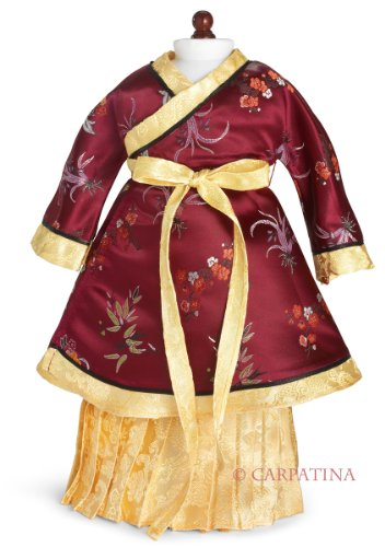[Yuan Dynasty Princess Outfit - Fits 18