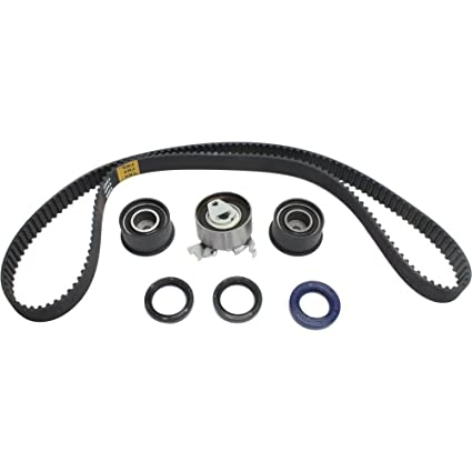 amazon com timing belt kit with seals for 1998 2003 isuzu rodeoVideo Related With 2001 Daewoo Timing Belt Diagram #10