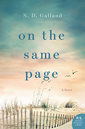 Image of On the Same Page: A Novel