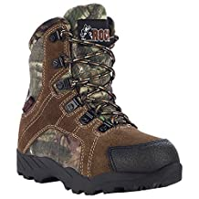 Rocky 3710 Youth Steel Toe Leather Hiking Boot