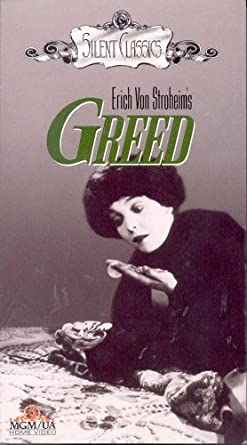 Image result for greed erich von stroheim full movie