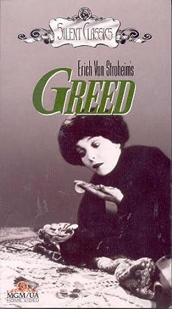 Image result for greed erich von stroheim full movie