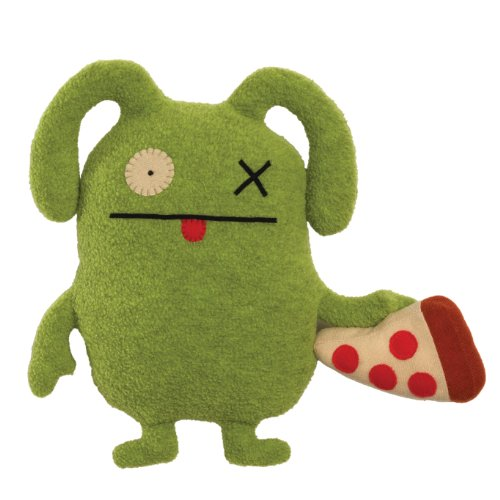 Uglydoll Foodies - Ox with Pizza ()