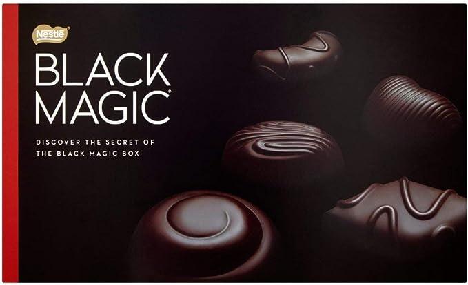 Black Magic Dark Chocolate Box 443 G