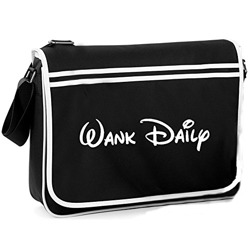 Wank Bag Shoulder Daily Daily Wank Retro Hw8PqHr