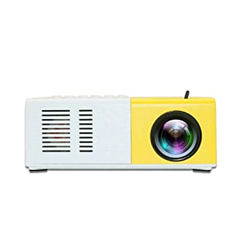 WHLDCD Proyector Mini proyector LED HD 1080P para AV USB ...
