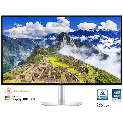 chollos oferta descuentos barato DELL S2719DC LED Display 68 6 cm 27 Wide Quad HD Plana Mate Plata Monitor 68 6 cm 27 2560 x 1440 Pixeles Wide Quad HD LCD 8 ms Plata