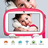 Tablet for Kids,7 inch Kids Tablet with WiFi Kids Mode Pre-Installed Learning Games