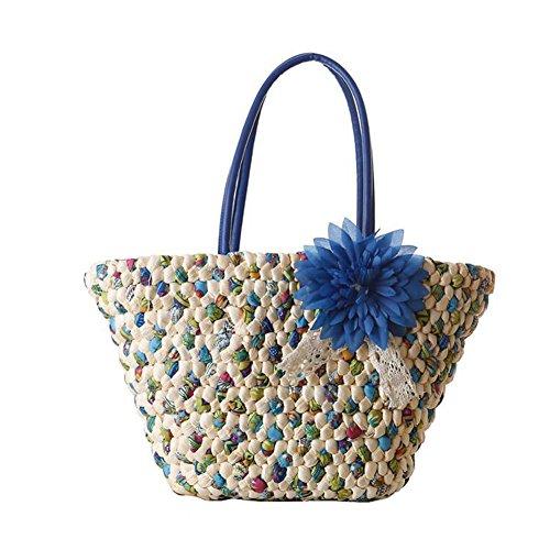 ANDAY - Bolso mochila  para mujer Naranja naranja talla única azul