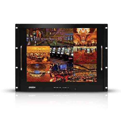 Orion Images Corp 17RCR 17-Inch Rackmount Ready LCD Monitor ()