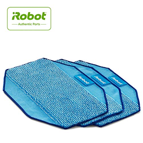 iRobot Authentic Replacement Parts Braava 300 Series Microfiber ProClean Mopping Cloths for Braava