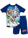 Marvel Avengers Boys' Avengers Two Piece Swim Set 7